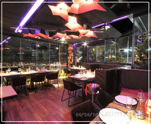 iluminat special pentru restaurante, pensiuni, hoteluri