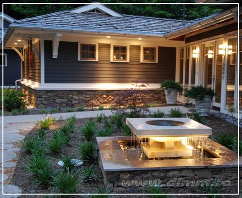 iluminatul rezidential, pune in valoare cladirea, placut si util